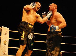 Fight Taras Bidenko W TKO 6 (12) Fabio Eduardo Moli - Boxing news - BOXNEWS.com.ua