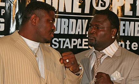 Fight Samuel Peter W SD 12 (12) James Toney - Boxing news ... James Toney Wife