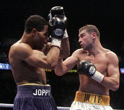 Bute vs. Joppy
