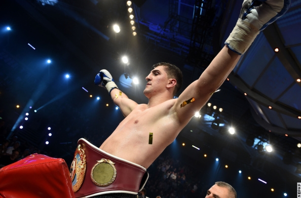 See gallery - Marco Huck