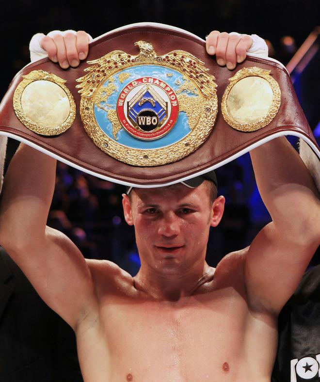 Магдебург, Германия. Ейский боксёр попытается вернуть себе титул чемпиона мира.