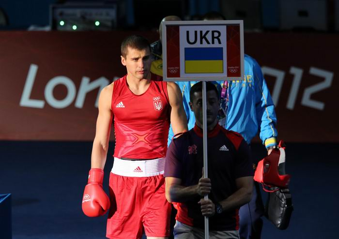 Гвоздик одержал вторую победу на профессиональном ринге