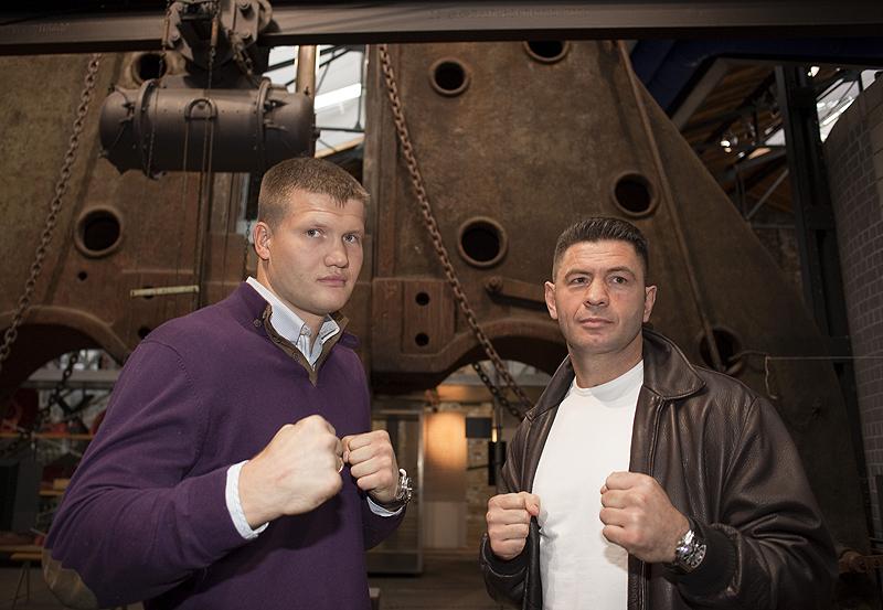 Photos Alexandr Dimitrenko Vs Luan Krasniqi Boxing News Boxnews Com Ua