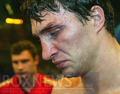 Владимир Кличко L TKO2 Корри Сандерс (как это было)