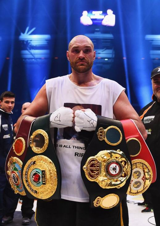 See gallery - Tyson Fury