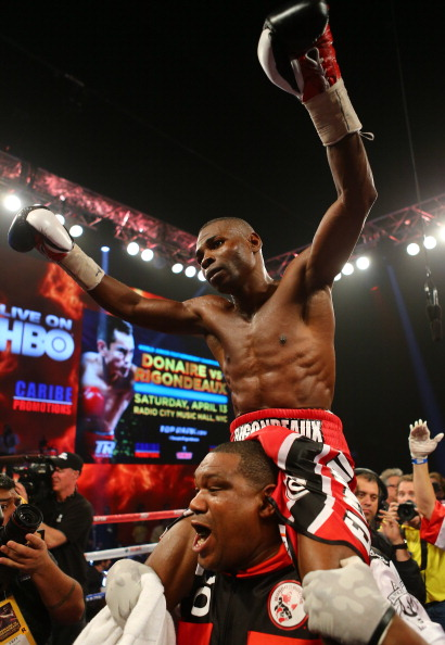 See gallery - Guillermo Rigondeaux