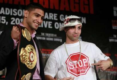 Khan vs Malignaggi Live Justin.tv and Radio Broadcast » Khan vs Malignaggi Live :  khan free link on