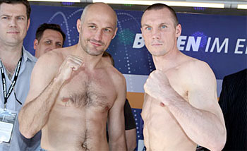 Sylvester vs Karmazin Live Streaming German Boxing Online Broadcast - Vox