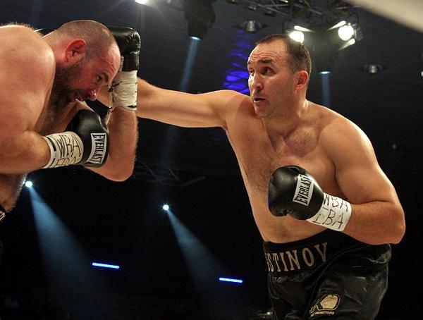 Paolo Vidoz Image - Boxing Image - FightsRec com
