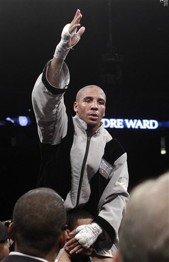See gallery Andre Ward