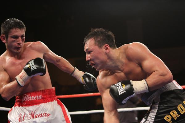 Photos - Ruslan Provodnikov vs Mauricio Herrera - Boxing ...