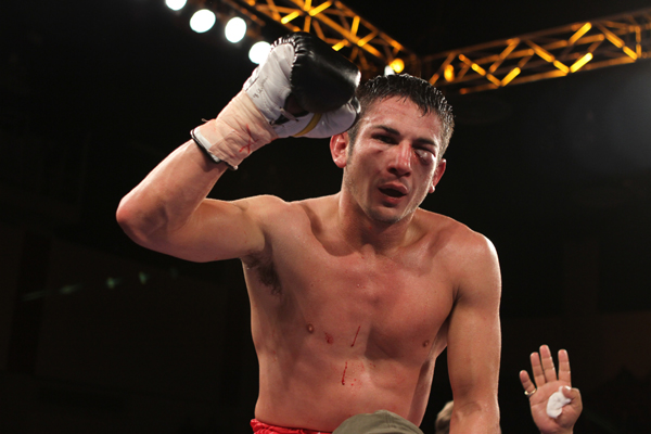 Photos - Mauricio Herrera - Boxing news - BOXNEWS.com.ua
