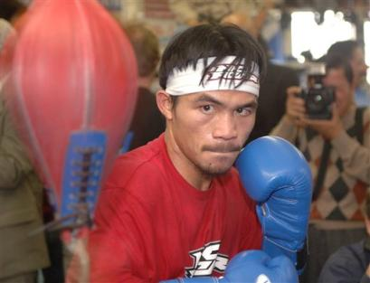 See gallery Manny Pacquiao