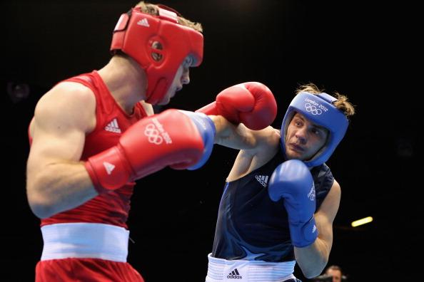 Смотрите фотогалерею Денис Беринчик на Олимпийских играх в Лондоне