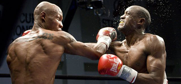 photo Zab Judah vs. Kaizer Mabuza