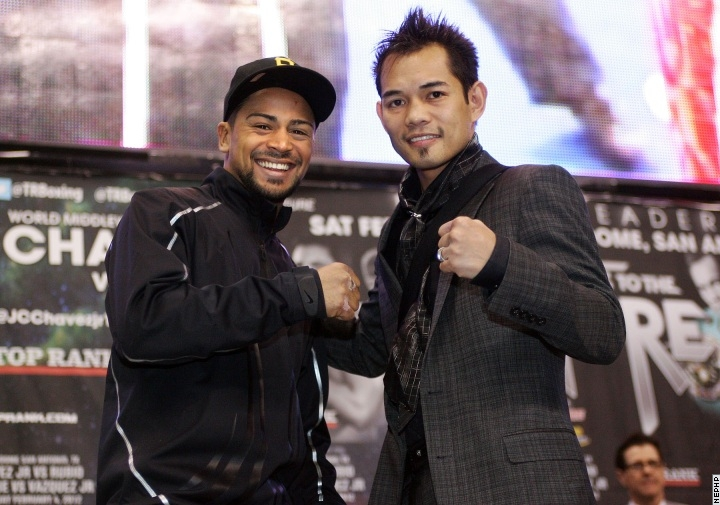 Donaire Steps Up in Weight, Looks to Knock Off Vasquez Jr.