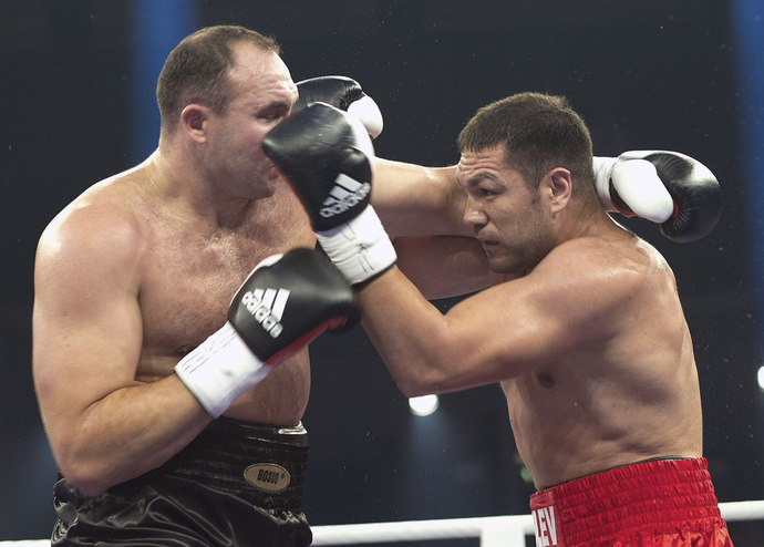 pulev boxer