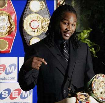 Lennox Lewis