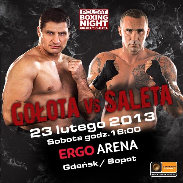 Andrew Golota vs Przemyslaw Saleta