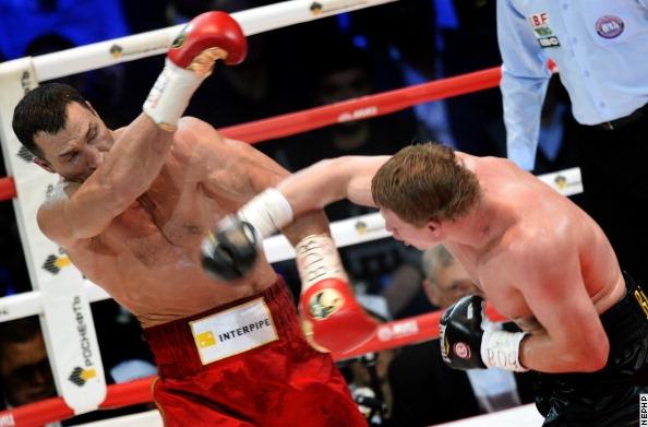 Photos - Wladimir Klitschko vs Alexander Povetkin
