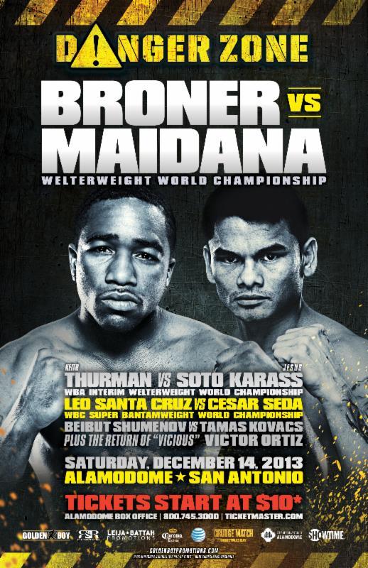 Gallery: Fight Adrien Broner L UD 12 (12) Marcos Rene Maidana