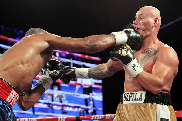 Bryant Jennings vs Artur Szpilka