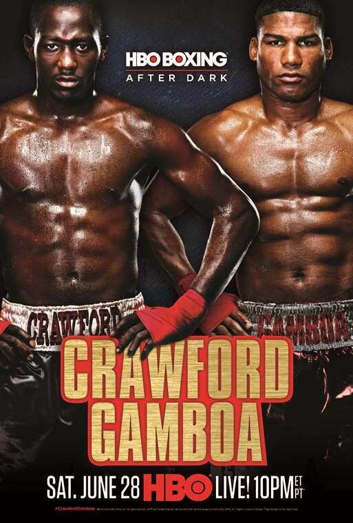 OMB - Terence Crawford vs Yuriorkis Gamboa