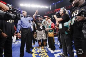 Mayweather defeats Maidana in one-sided bout