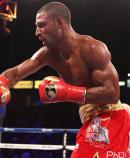 Brook wins IBF welterweight title