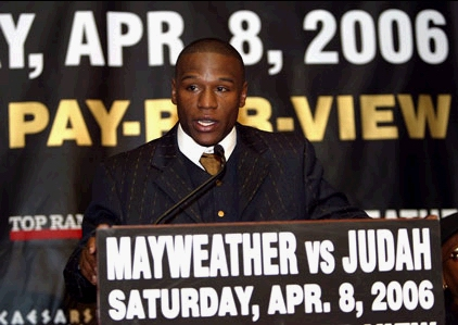 What Time Does The Bell Ring On The Mayweather Fight