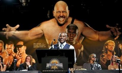 Hard Rock Cafe Mayweather Fight