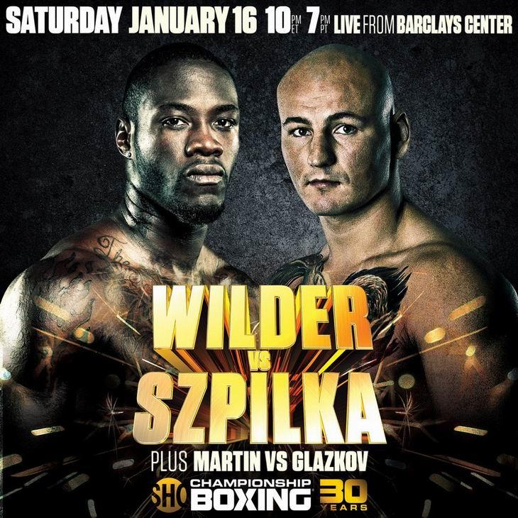 Fight Deontay Wilder W KO 9 (12) Artur Szpilka