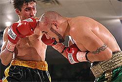 Amateur world boxing champion ercument aslan