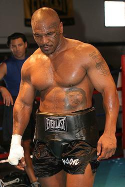 Mike Tyson amateur / Майк Тайсон любительскиебои [бокс, TVRip]