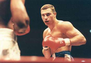 See gallery Vitali Klitschko