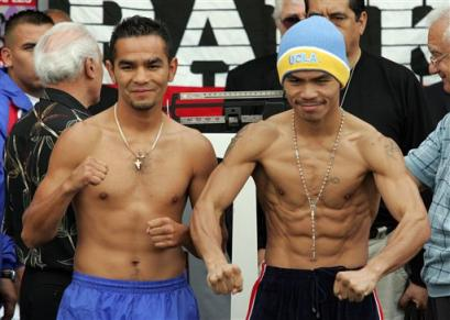 Manny Pacquiao Hector