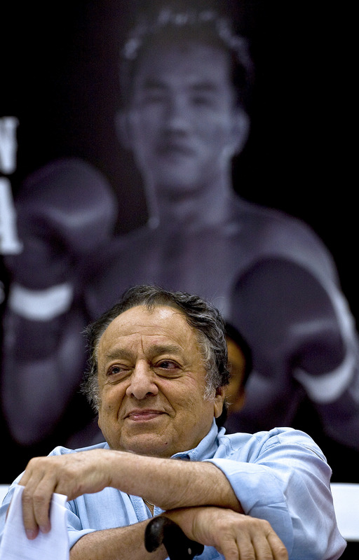 See gallery Jose Sulaiman