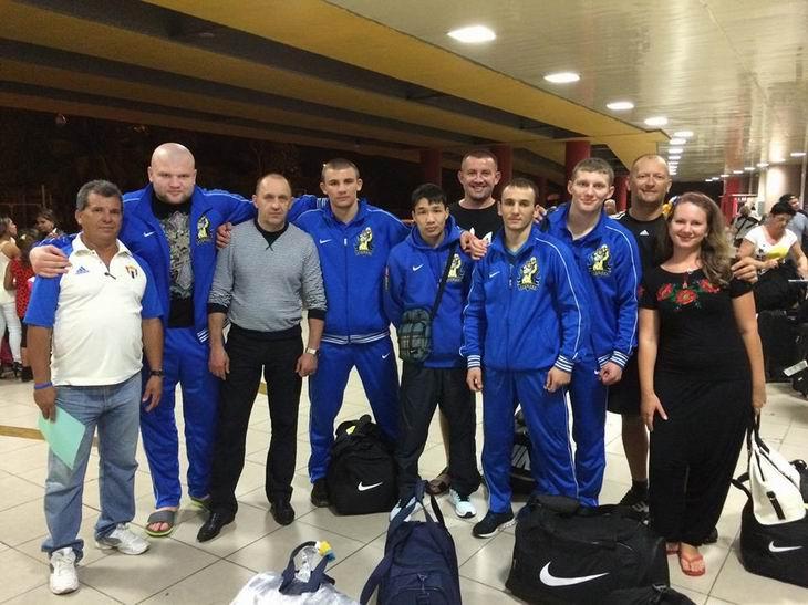 «Украинские атаманы» в Гаване