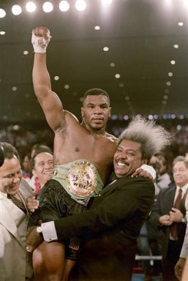 Название: Лучшие бои Майка Тайсона Год: 2007-2008 Жанр: Бокс.