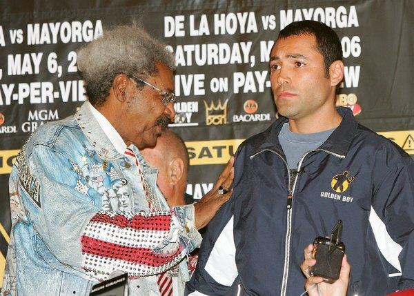 oscar de la hoya boxer. to oxer Oscar De La Hoya
